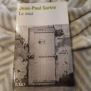 Other - Livre : Le mur